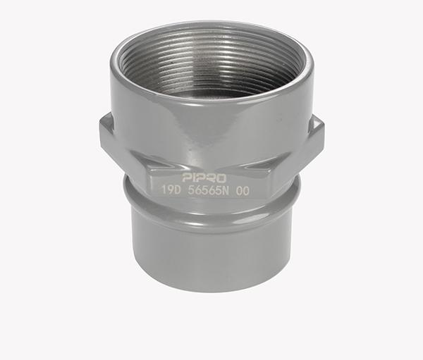 PIPRO铝合金超级管道内螺纹接头B