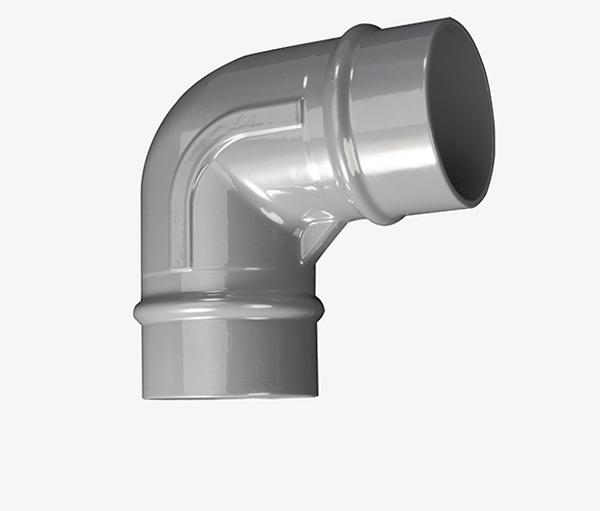 PIPRO压缩空气管道90度弯头B